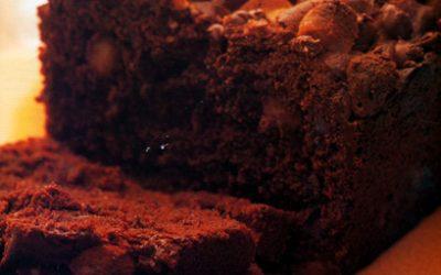 Dolce cioccolato e marzapane