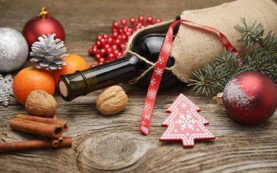 Raffinate bottiglie da regalo