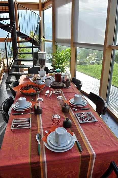 Bed and Breakfast Aosta - Colazione